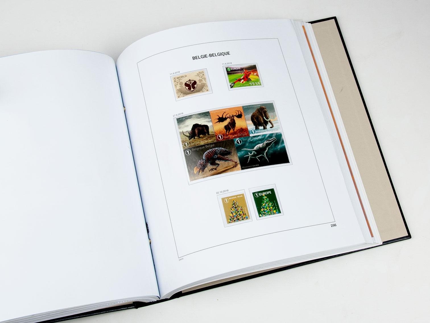 Verwonderend Luxe supplement Belgie 2018 | Uitgeverij DAVO US-21
